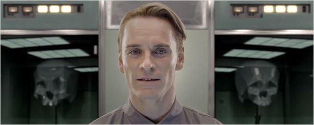 'Alien: Covenant': Michael Fassbender interpretará dos papeles en la secuela de 'Prometheus'