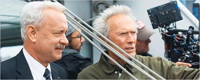 Primer vistazo a 'Sully', la nueva película de Clint Eastwood protagonizada por Tom Hanks