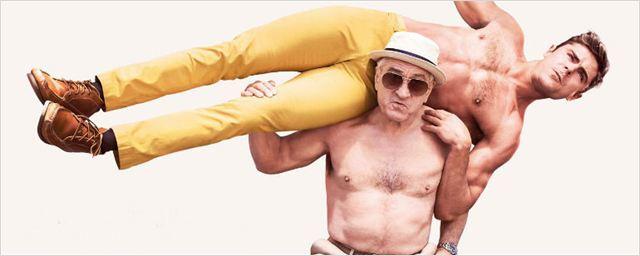 'Dirty Granpa': Tráiler final y póster protagonizado por Zac Efron y Robert De Niro