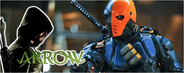 'Arrow': Stephen Amell quiere que Deathstroke vuelva a la serie