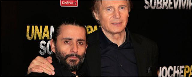 'The Commuter': Liam Neeson y Jaume Collet-Serra rodarán su cuarta película juntos