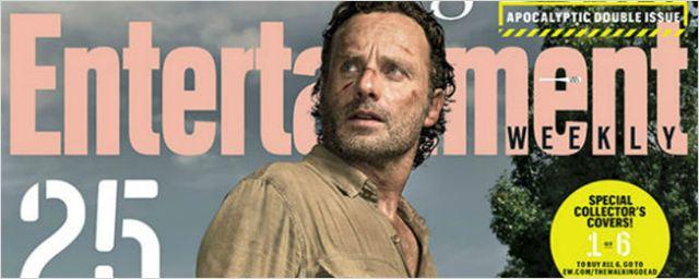 'The Walking Dead': Andrew Lincoln dice que el guion de los nuevos capítulos le revolvió el estómago