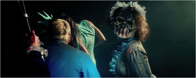'Election: La noche de las bestias': Primer tráiler de la tercera entrega de 'The Purge' con Frank Grillo