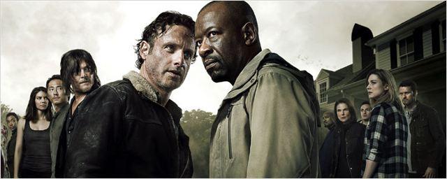 'The Walking Dead': Los personajes fallecidos de la serie, reunidos en esta foto