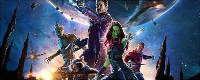 'Guardianes de la Galaxia Vol. 2': Primer vistazo al logo de la secuela