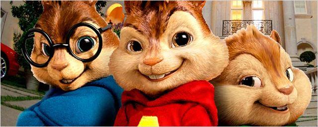'Alvin y las ardillas': Disfruta con tus hijos de las tres películas en Netflix