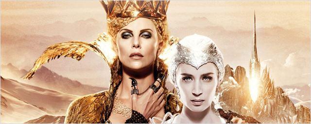 'Las crónicas de Blancanieves: El cazador y la reina del hielo': Descubre la relación entre Freya y Ravenna en el nuevo reportaje
