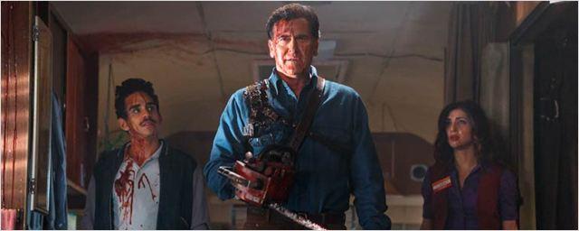 'Ahs vs. Evil Dead': primera imagen de la segunda temporada