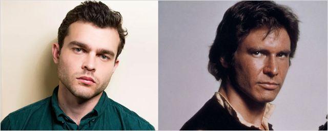 'Star Wars': Alden Ehrenreich es el favorito para interpretar al joven Han Solo