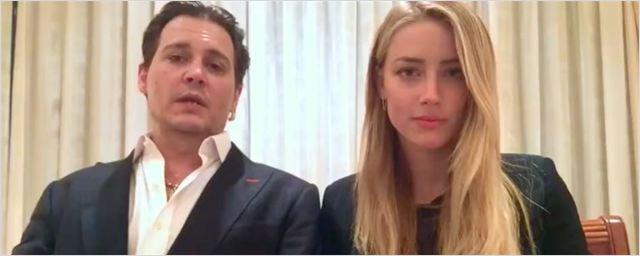 El extraño vídeo en el que Johnny Depp y Amber Heard piden perdón a Australia