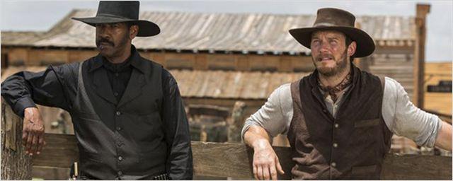 'Los siete magníficos': Primer tráiler en español del 'remake' con Denzel Washington y Chris Pratt