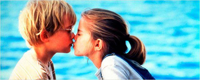 12 actores que dieron su primer beso delante de las cámaras