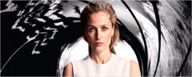 'James Bond 25': Gillian Anderson habla sobre su posible fichaje como una 007 femenina