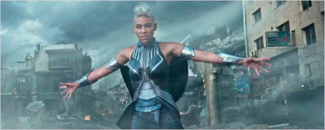 'X-Men: Apocalipsis': Halle Berry no respondió a Alexandra Shipp cuando le pidió consejo para hacer de Tormenta