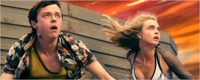 'Valerian': Las nuevas imágenes de la película 'sci-fi' de Luc Besson revelan a Clive Owen