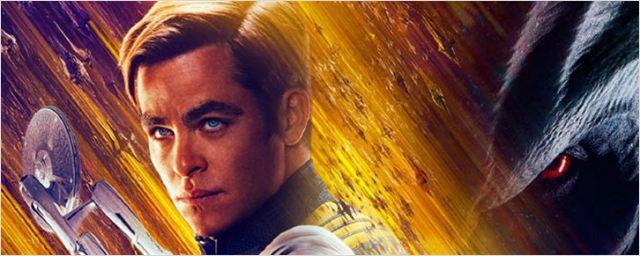 'Star Trek: Más allá': El capitán Kirk y el villano Krall, protagonistas de los nuevos carteles