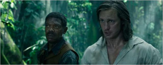 'La leyenda de Tarzán': Alexander Skarsgård es el rey de la selva en el tráiler final de la película