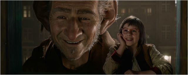 'Mi amigo el gigante': Steven Spielberg compara su nueva película con los clásicos cuentos de hadas de Disney