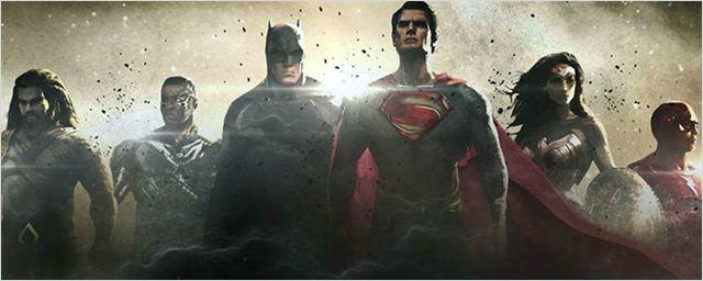 'La Liga de la Justicia': Primer vistazo a Zack Snyder en el set de rodaje