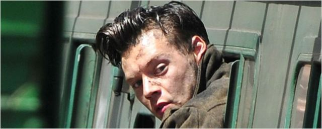 'Dunkirk': Nuevas imágenes del cantante Harry Styles en el rodaje