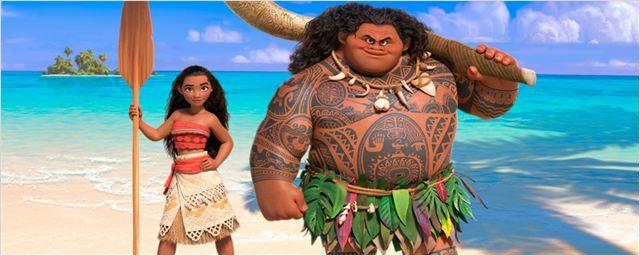 'Vaiana': La heroína de la película y el semidiós Maui intentan salvar el mundo en el último adelanto