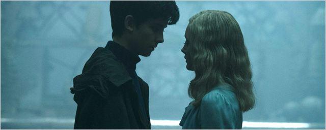 'El hogar de Miss Peregrine para niños peculiares': Asa Butterfield y Ella Purnell definen la película como los 'X-Men' de Tim Burton