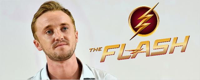 'The Flash': Tom Felton habla sobre la relación de su personaje con Barry Allen