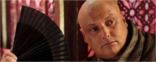'Lucky Man': Conleth Hill, Varys en 'Juego de Tronos', ficha por la segunda temporada