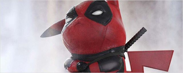 'Deadpool': Ryan Reynolds comparte un divertido 'mash-up' entre el antihéroe y Pikachu