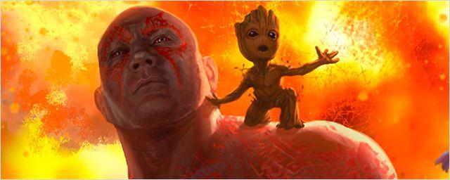 """'Guardianes de la Galaxia Vol. 2': Vin Diesel promete un Baby Groot más """"ingenuo"""" y """"adorable"""""""