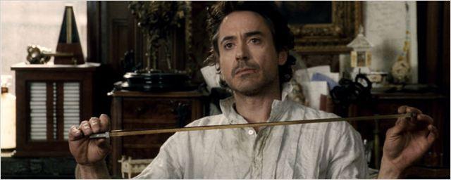 'Sherlock Holmes 3': Robert Downey Jr. llevará a cabo el proyecto con un nuevo equipo de guionistas