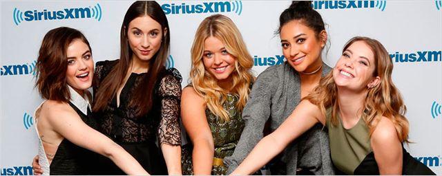 'Pretty Little Liars': Las actrices protagonistas se hacen un tatuaje compartido como homenaje a la serie