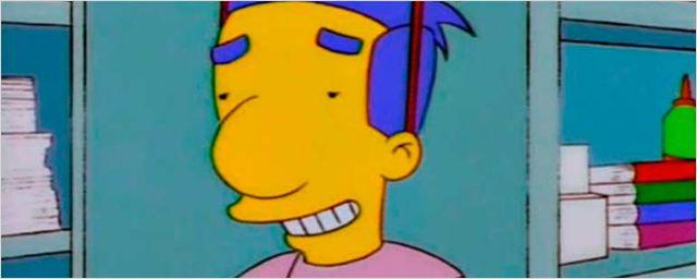 'Los Simpson': Milhouse nació como protagonista de su propia serie