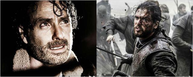'Juego de Tronos' o 'The Walking Dead', ¿qué serie gana en muertes?