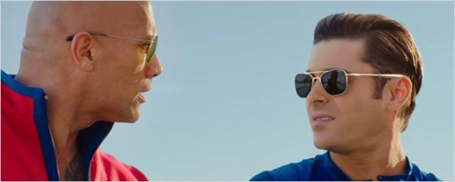 'Los vigilantes de la playa': Primer tráiler del 'reboot' con Dwayne Johnson y Zac Efron