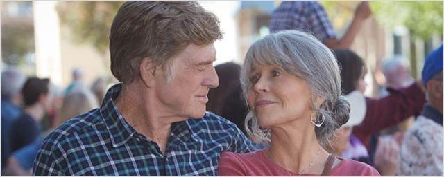 'Our Souls at Night': Primera imagen en EXCLUSIVA de Robert Redford y Jane Fonda en la nueva película original de Netflix