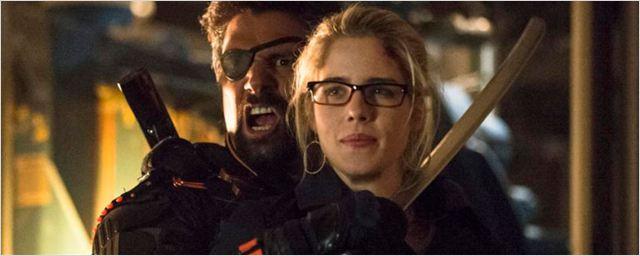 'Arrow': este es el aspecto que tendría Felicity si se convirtiese en Canario Negro