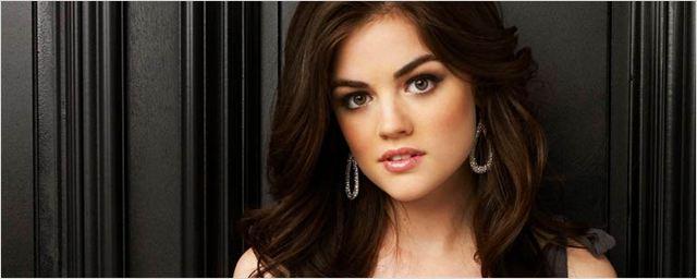 Lucy Hale ya tiene trabajo tras el final de 'Pretty Little Liars'
