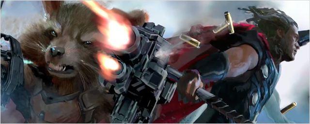 'Vengadores: Infinity War': ¿Será el Mjölnir de Thor la Gema del Alma? ¿Se cumplirá la teoría T.H.A.N.O.S.?