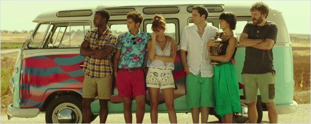 'Señor, dame paciencia': 'Teaser' en PRIMICIA de la película con Jordi Sánchez, Megan Montaner y Eduardo Casanova
