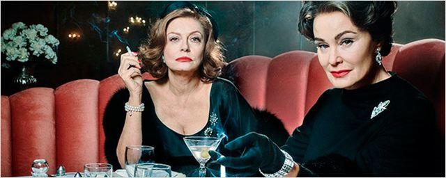 'Feud': compara los actores de la serie con las estrellas reales