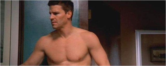 'Buffy, cazavampiros': Sarah Michelle Gellar reconoce que David Boreanaz siempre estaba desnudo en el set de rodaje