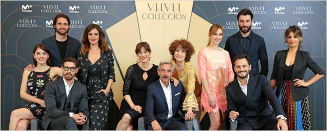 'Velvet Colección': así será el regreso de la exitosa serie de la mano de Movistar+