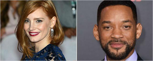 Cannes 2017: Will Smith y Jessica Chastain, entre los miembros del jurado del festival