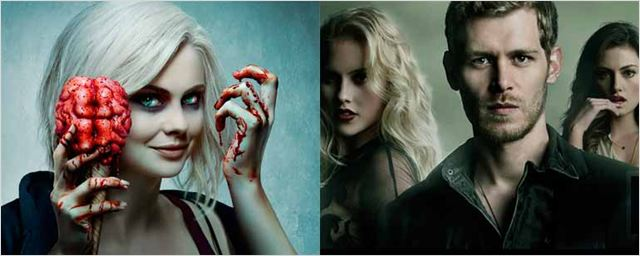 'iZombie' y 'The Originals', renovadas en CW