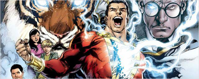 'Shazam': Dwayne Johnson revela qué actor es su favorito para interpretar al superhéroe