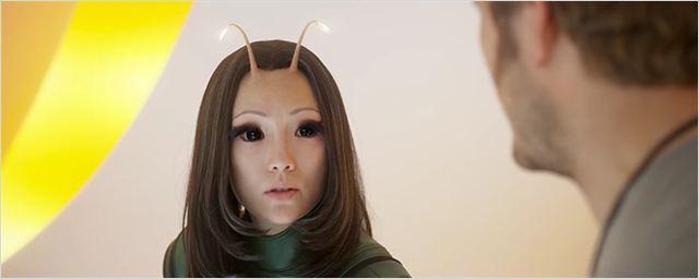 'Guardianes de la Galaxia Vol. 2': El creador de Mantis asegura que no reconoce a su personaje en pantalla