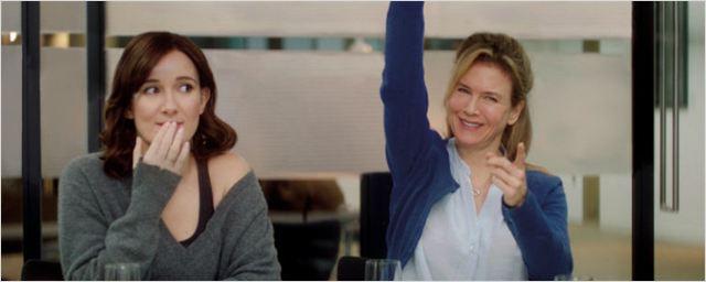 'Bridget Jones' Baby': Renée Zellweger, dispuesta a rodar una cuarta entrega de la saga