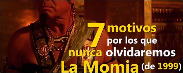 'La momia': 7 motivos por los que no debes olvidar la saga protagonizada por Brendan Fraser y Rachel Weisz