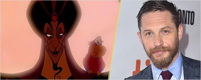 RUMOR: ¿Habría fichado Guy Ritchie a Tom Hardy para el papel de Jafar en 'Aladdín'?